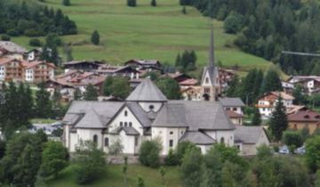 la chiesa di San Vigilio a Moena