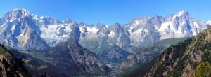 Ponte dell'Immacolata in Valle d'Aosta