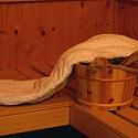 Sauna particolare
