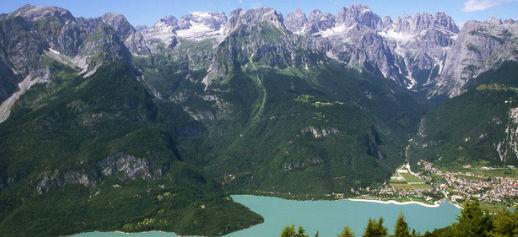 Ponte del 2 Giugno ad Andalo e Lago di Molveno