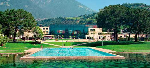 Prenotazione alberghi per vacanze alle Terme di Merano