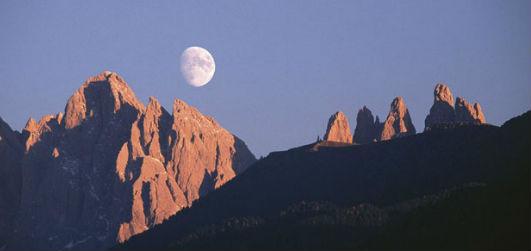 Ponte primo Novembre in montagna
