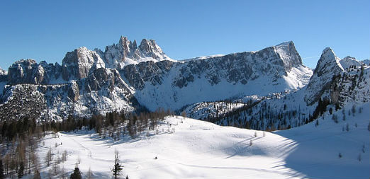 Weekend 8 Dicembre a Cortina