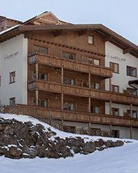 Apartmenthaus Gurglhof in Tirolo a Soelden