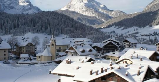 Bollettino neve per le Dolomiti, Cortina e Cadore