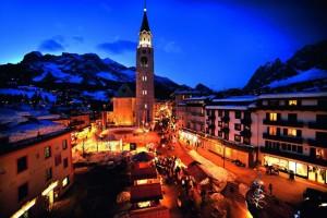 offerte hotel per Capodanno a Cortina