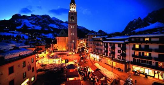 Capodanno 2017 a Cortina: offerte alberghi e programma eventi