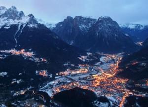 Capodanno sulle Dolomiti di Agordo