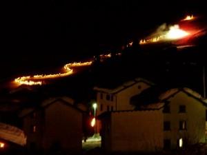 Capodanno in montagna in Italia
