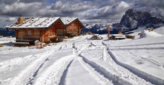Capodanno sulla neve a Val Zoldana