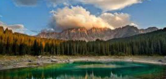 Vacanza al Lago di Carezza