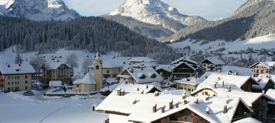Offerte per vacanza di San Valentino a Cortina d'Ampezzo