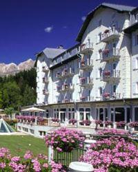Cristallo Hotel Spa & Golf a Cortina d'Ampezzo