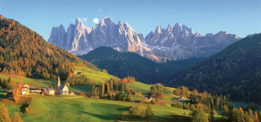 Vacanze in montagna a Settembre