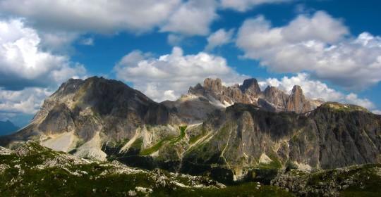 Escursioni sulle Dolomiti, le montagne più belle del mondo!