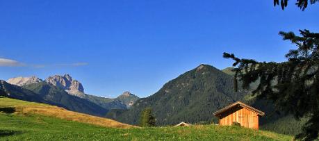 Vacanze in montagna per anziani in estate