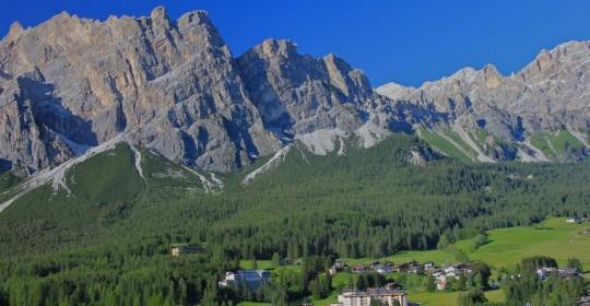 Ferragosto a Cortina d'Ampezzo