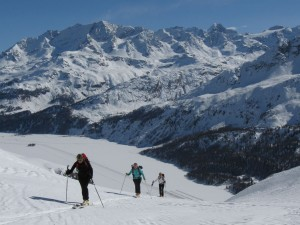 Festa delle donne in montagna