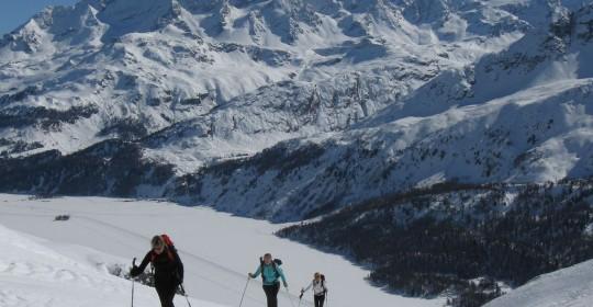 Festa della donna in montagna