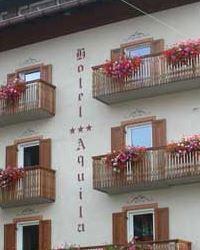 Hotel Aquila a Cortina d'Ampezzo