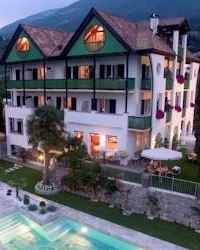 Hotel Pension Verdorfer a Merano