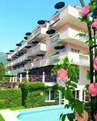 Hotel Pienzenau am Schlosspark a Merano