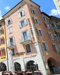 Hotel Portici Romantik sul Lago di Garda