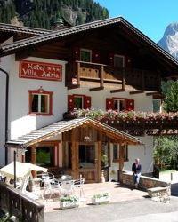Hotel Villa Adria a Canazei