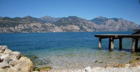 2 Giugno: un assaggio d'estate sul Lago di Garda.