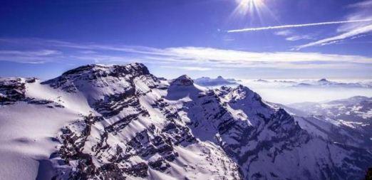 Il Natale 2019 sul Monte Bianco con la famiglia