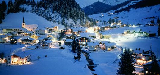 Week-end a Natale per la famiglia in montagna