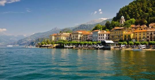 La Pasqua 2020 sul lago di Como