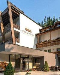 Rechenmachers Rosengarten Hotel vicino al Lago di Carezza