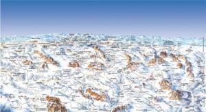 Abbonamento skipass Dolomiti