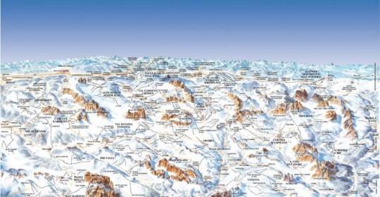 Acquisto SkiPass Dolomiti – abbonamento per stagione o giornata