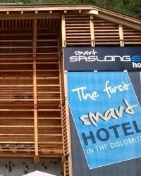 Smart Hotel Saslong in Val Gardena