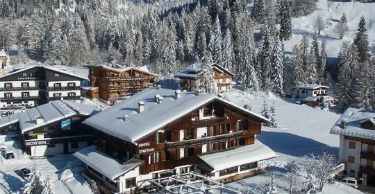 Hotel a Madonna di Campiglio per il 2 giugno