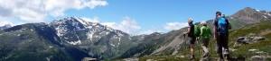 Trekking in montagna a Merano