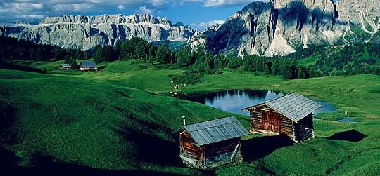 Val Gardena: un vero paradiso naturale