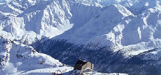 Vacanze di fine anno in Val Senales
