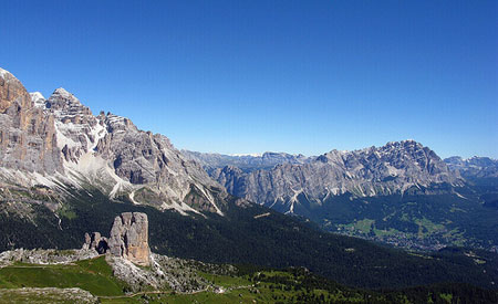 Una vacanza a Cortina d'Ampezzo?