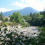 Il fiume Passirio