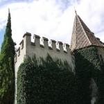 La splendida cornice di Castel Trautmannsdorff